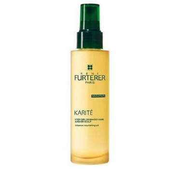 روغن تقویت کننده مو رنه فورترر مدل Karite حجم 100 میلی لیتر