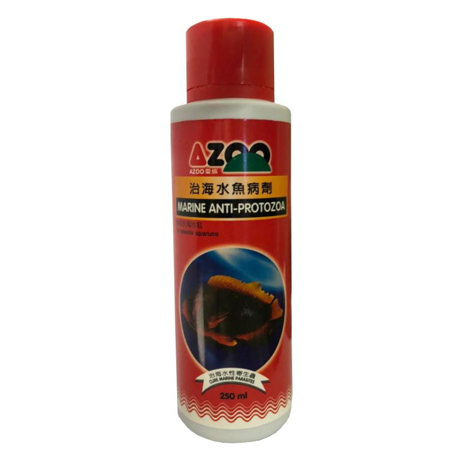 داروی درمانی آکواریوم آب شور آزو مدل MARINE-250 حجم 250 میلی لیتر