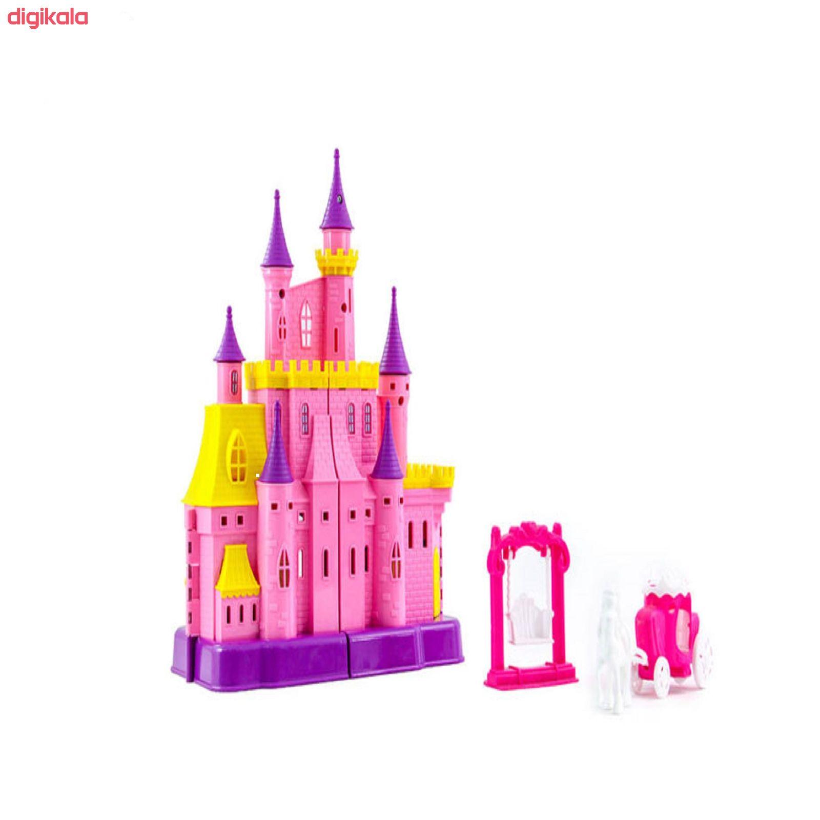 اسباب بازی مدل خانه رویا main 1 2