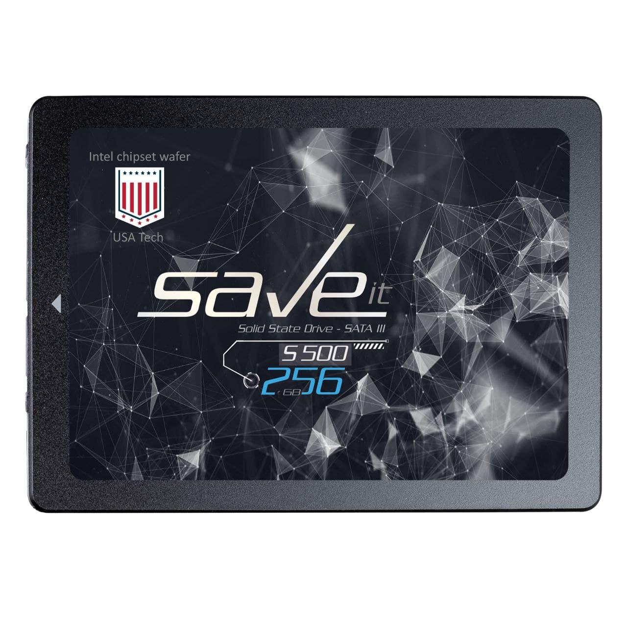 اس اس دی اینترنال سیویت مدل S500 ظرفیت 256 گیگابایت