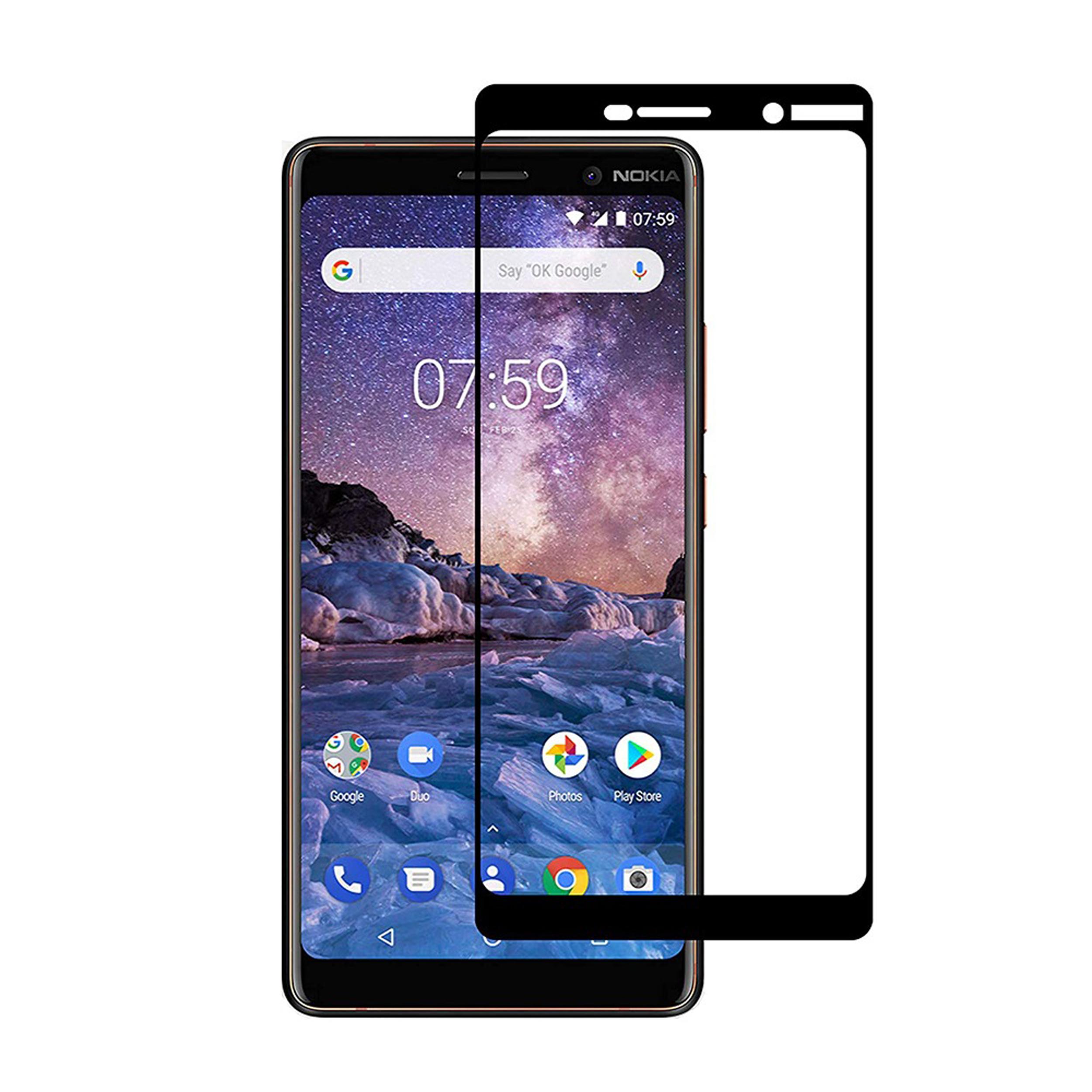 محافظ صفحه نمایش نانو مدل Pmma-03 مناسب برای گوشی موبایل نوکیا 7Plus