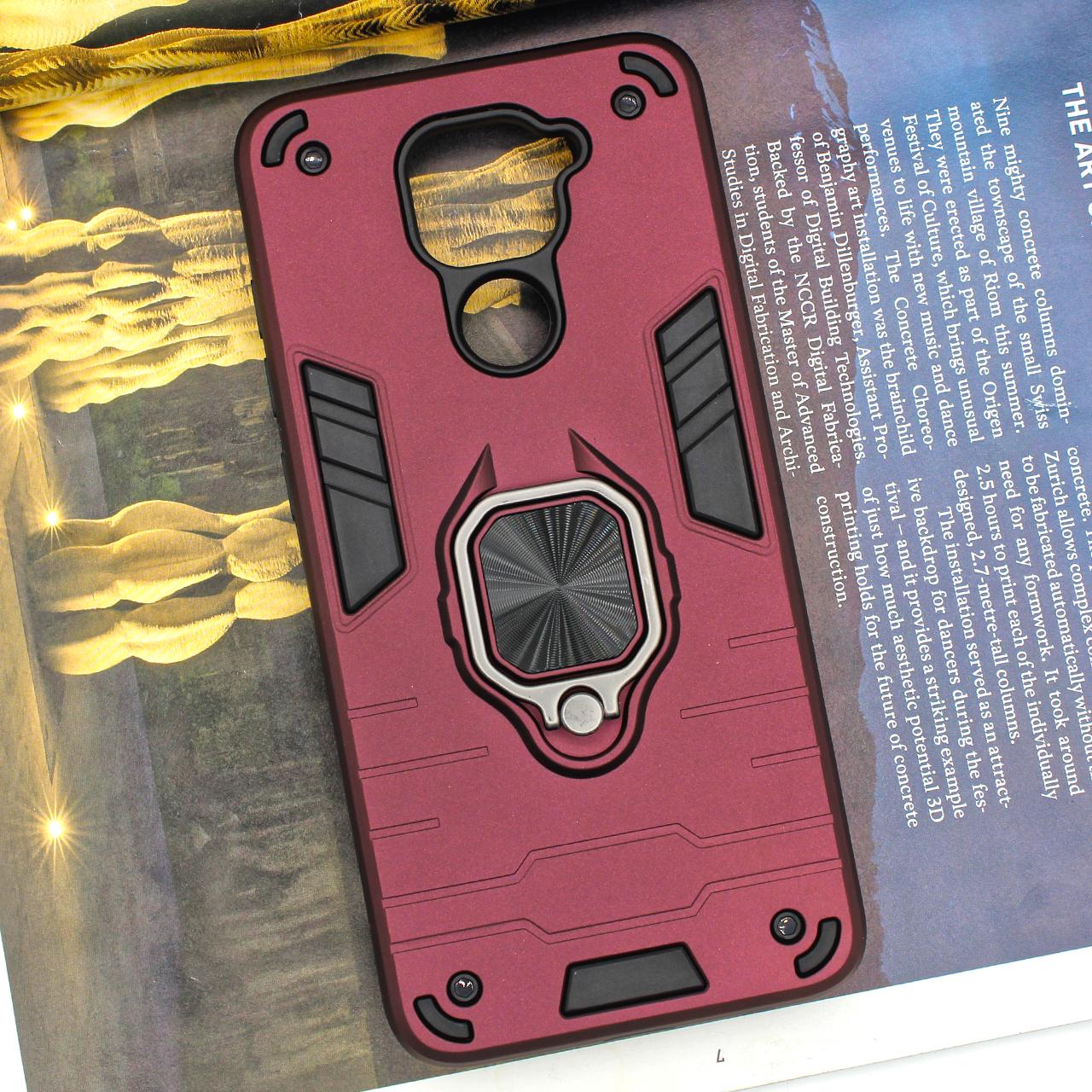 کاور کینگ پاور مدل ASH22 مناسب برای گوشی موبایل شیائومی Redmi Note 9 main 1 12