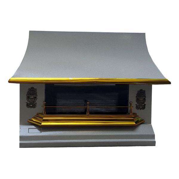 شومینه گازی آذر درخشان طرح کلبه 22000