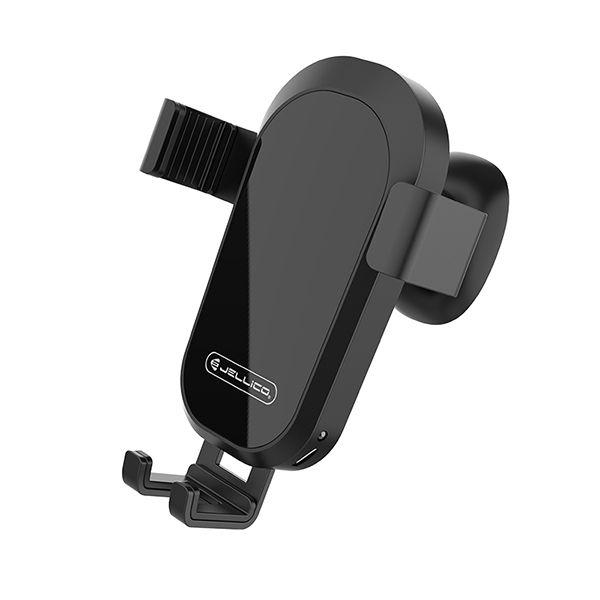 پایه نگهدارنده و شارژر بی سیم گوشی موبایل جلیکو مدل HO-101