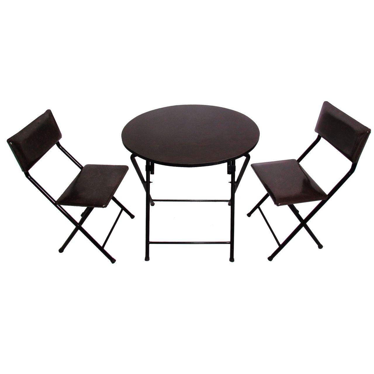 میز و صندلی ناهارخوری میزیمو مدل تاشو کد 5602