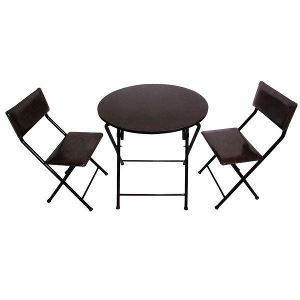 میز و صندلی سفری میزیمو مدل تاشو کد 5802