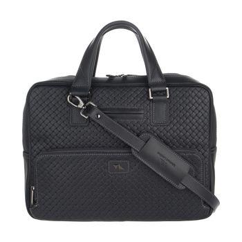 کیف اداری مردانه چرم مشهد مدل A0603-004