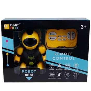 ربات کنترلی مدل قابل برنامه ریزی