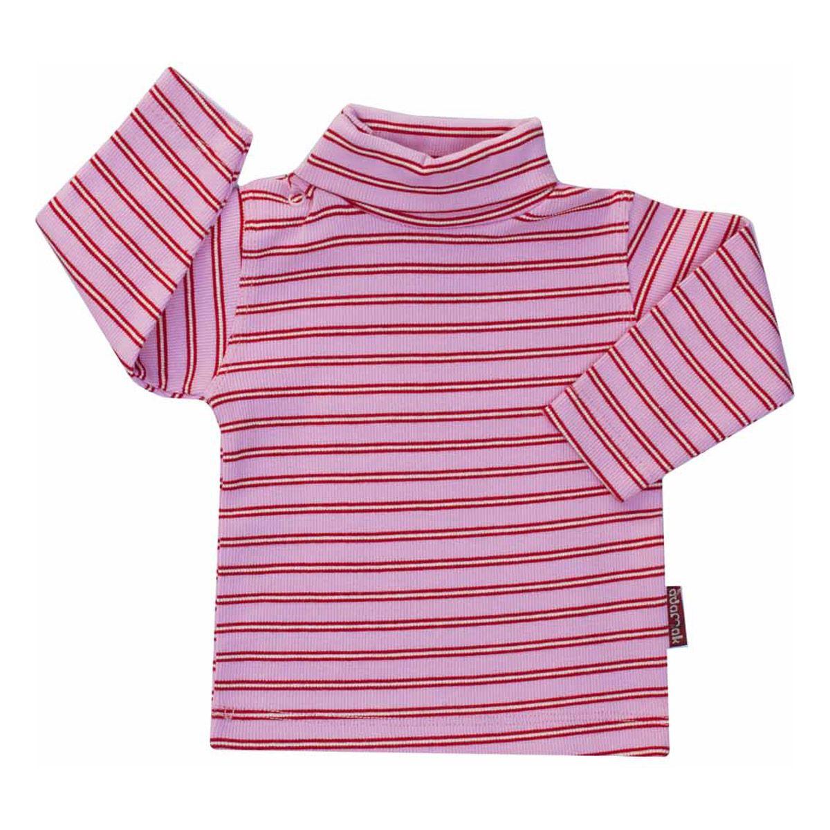 تی شرت دخترانه آدمک طرح راه راه کد 7-1444011 -  - 3