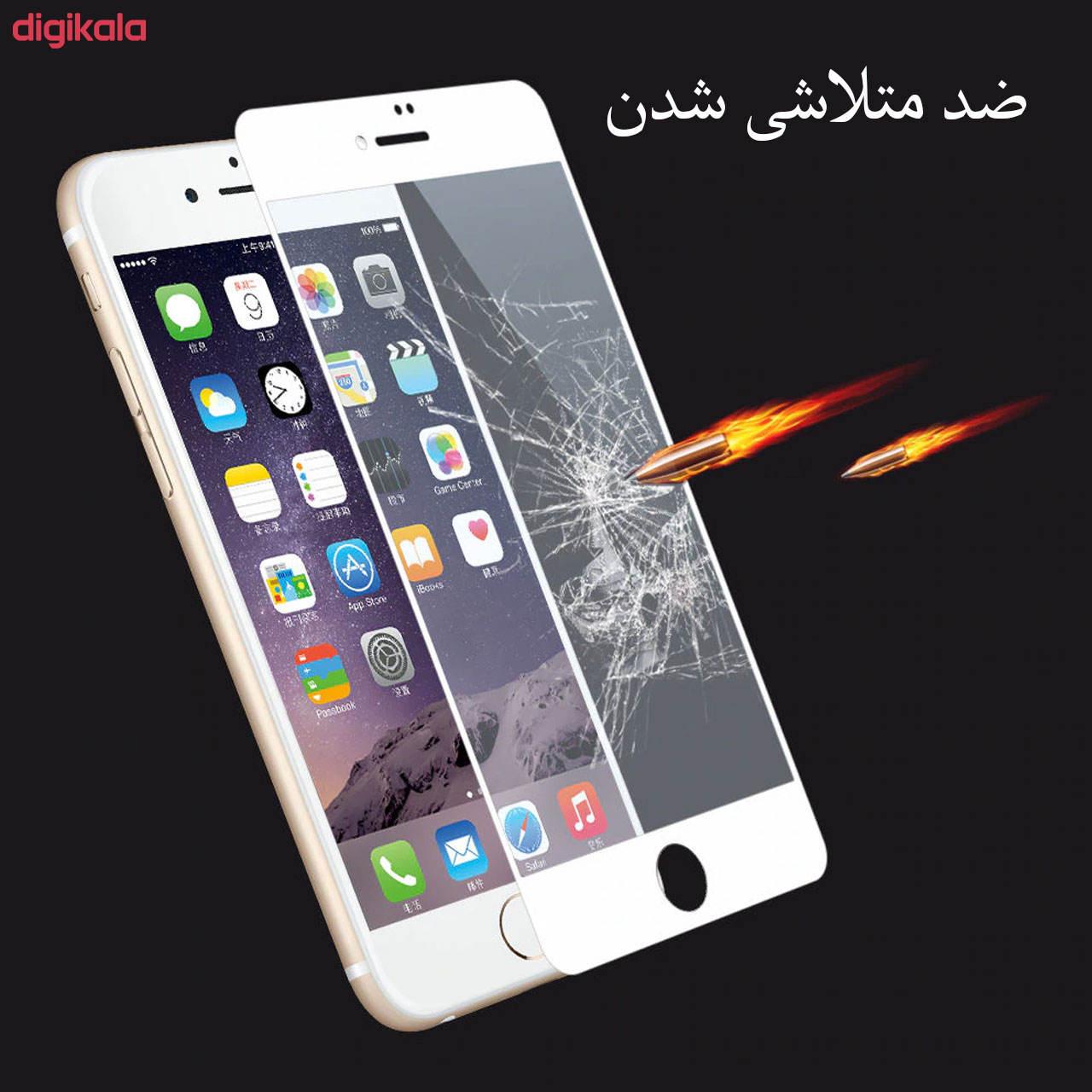 محافظ صفحه نمایش مدل FCG مناسب برای گوشی موبایل اپل iPhone 7 Plus main 1 9
