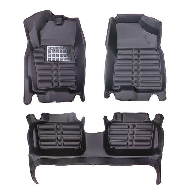 کفپوش سه بعدی خودرو مدل AW مناسب برای ام وی ام x22