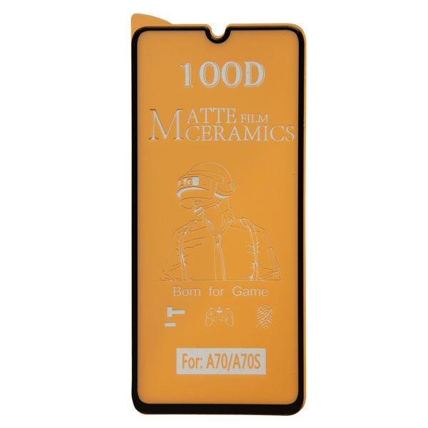 محافظ صفحه نمایش مات مدل CR مناسب برای گوشی موبایل سامسونگ Galaxy A70/ A70s