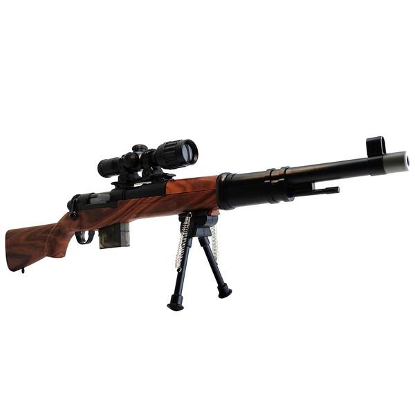 تفنگ بازی مدل اسنایپر 98