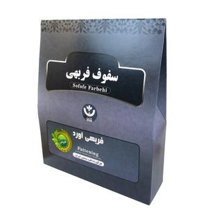 پودر سفوف فربهی شفا - 250 گرم