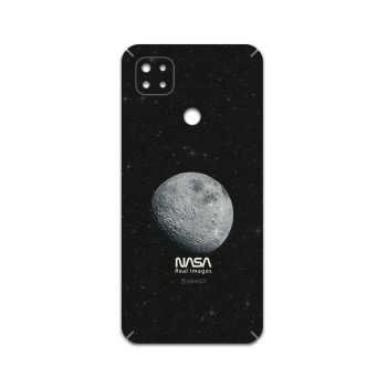 برچسب پوششی ماهوت مدل Moon-By-NASA مناسب برای گوشی موبایل شیائومی Redmi 9C NFC