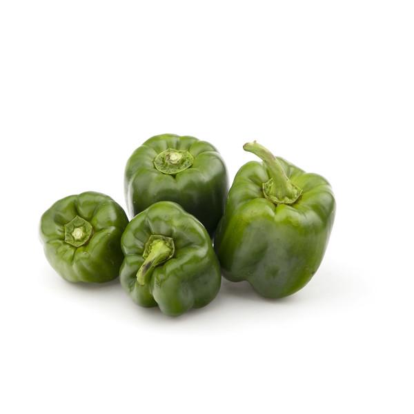فلفل دلمه سبز Fresh مقدار 500 گرم
