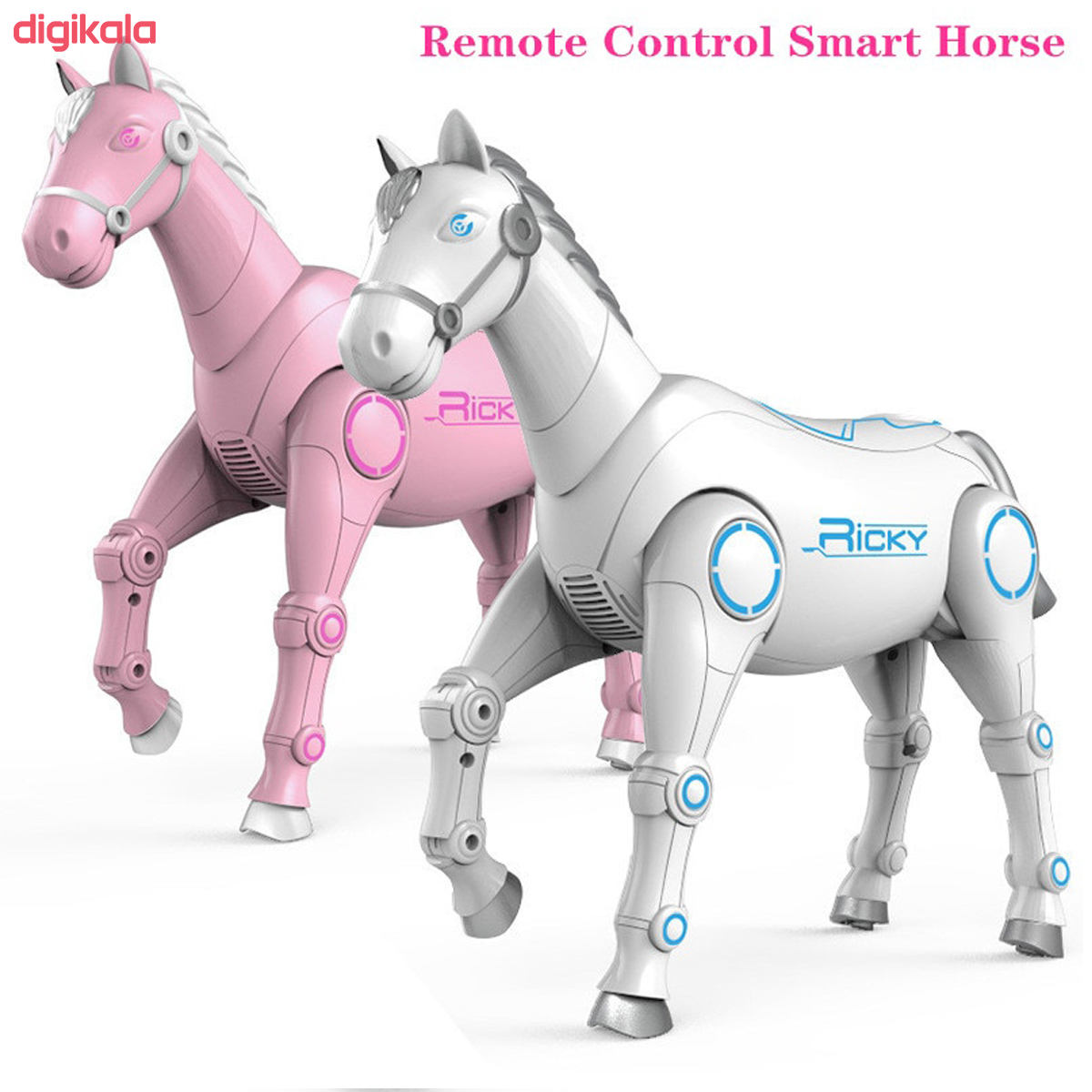 اسباب بازی طرح ربات مدل اسب هوشمند کد  A164966 main 1 2