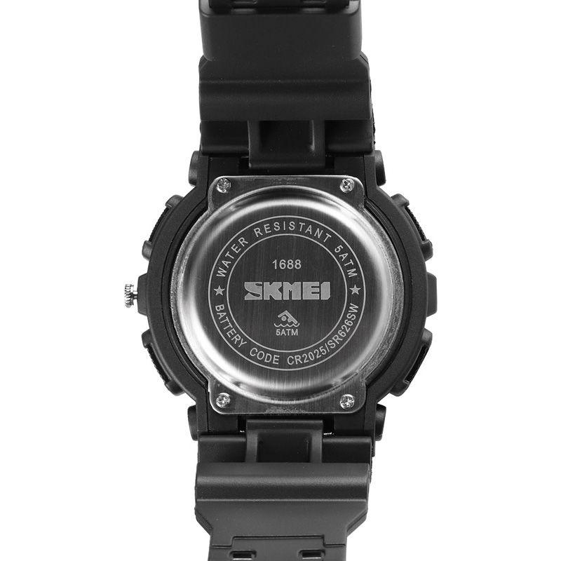 ساعت مچی دیجیتال اسکمی مدل 88-16 کد 01 -  - 3