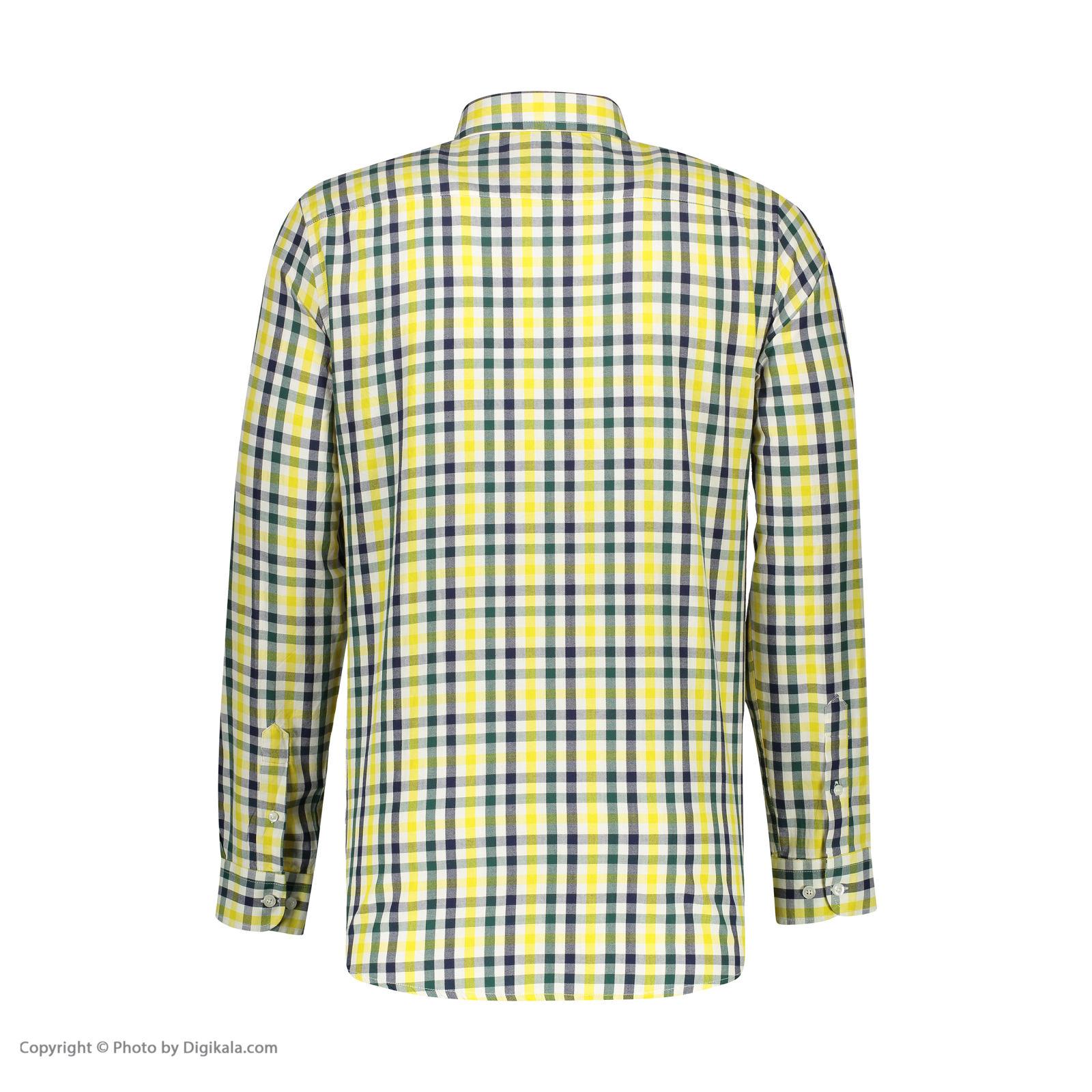 پیراهن مردانه پاتن جامه کد 99MR8691 -  - 4