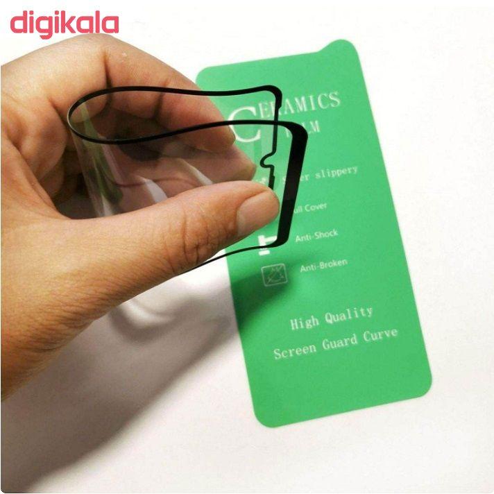 محافظ صفحه نمایش سرامیکی مدل CRA مناسب برای گوشی موبایل سامسونگ Galaxy A01 Core main 1 1