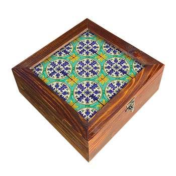 جعبه هدیه چوبی مدل   DG48
