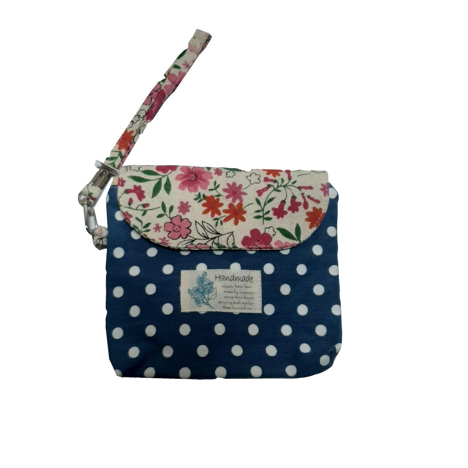 کیف لوازم آرایش زنانه مدل ۱۱۲۲ -  - 3