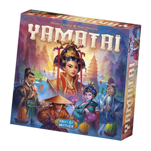 بازی فکری دیز آف واندرز مدل Yamatai