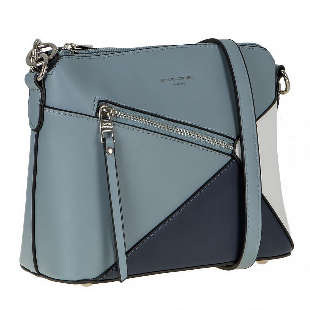 کیف رو دوشی زنانه دیوید جونز مدل 6294-1 -  - 6