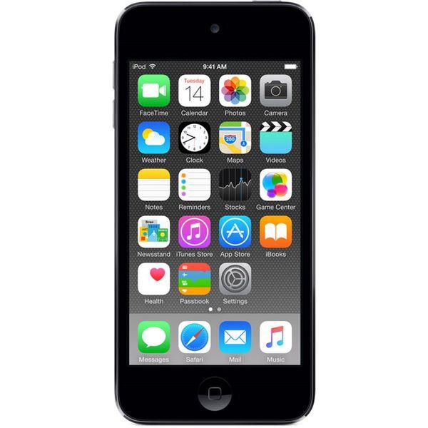 موزیک پلیر اپل مدل آیپاد تاچ نسل 6 با ظرفیت 16 گیگابایت