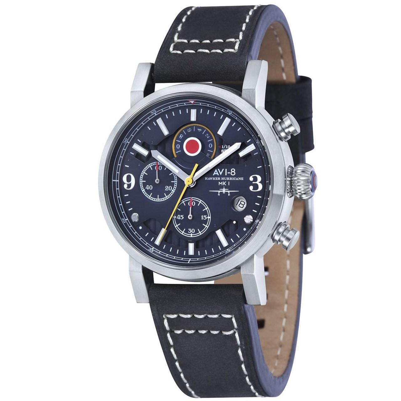 ساعت مچی عقربه ای مردانه ای وی-8 مدل AV-4041-03
