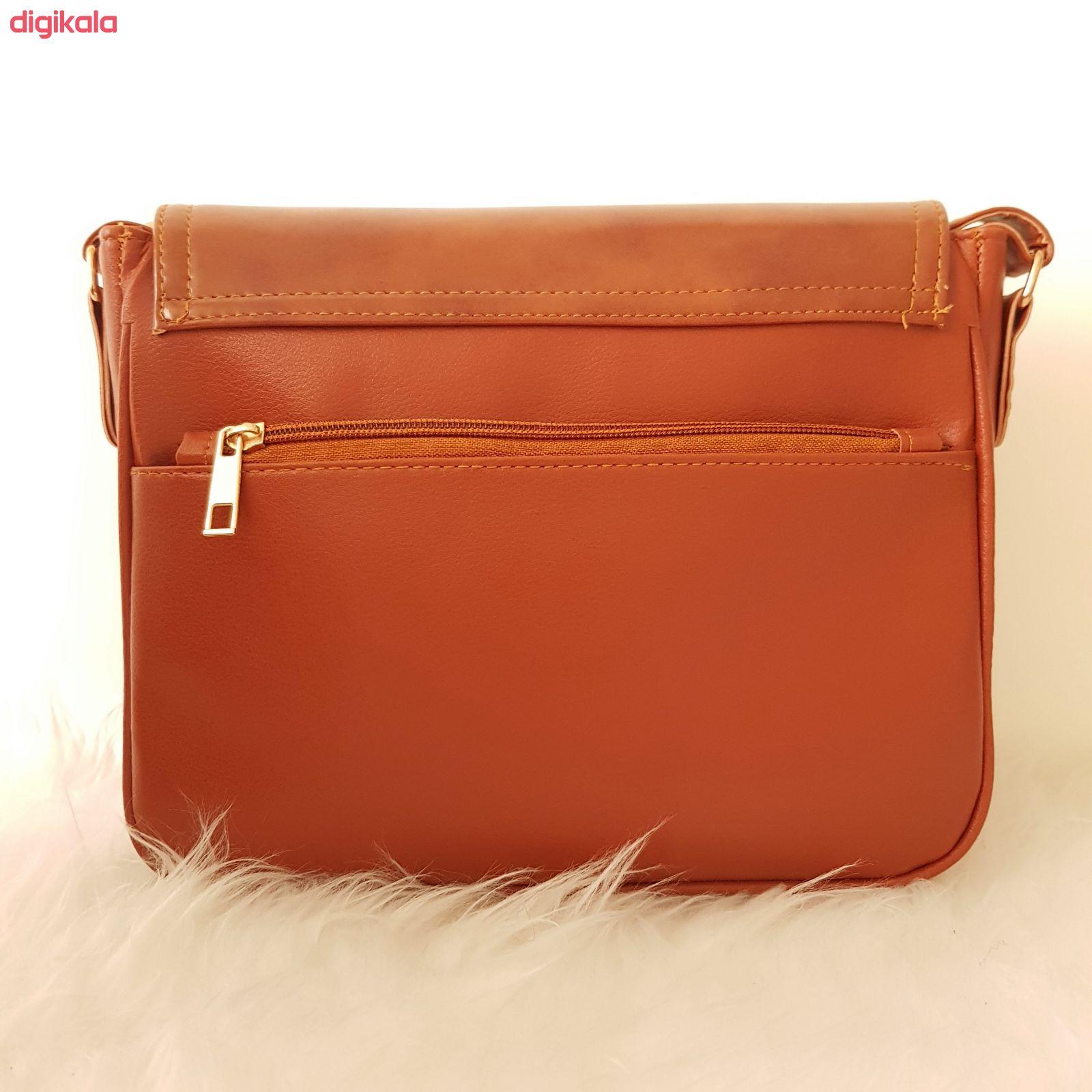 کیف دوشی زنانه مدل 2PS main 1 5