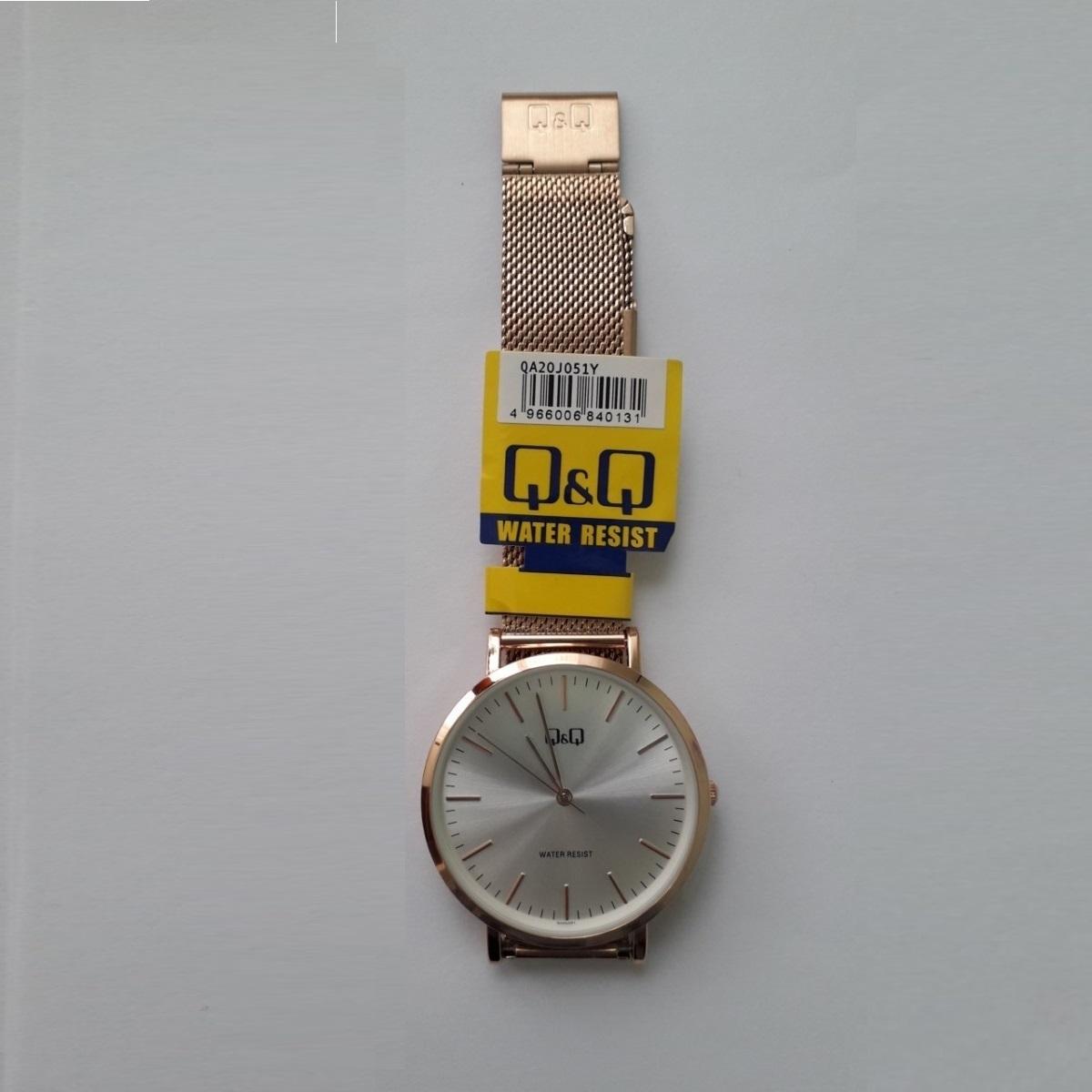 ساعت مچی  مردانه کیو اند کیو مدل QA20J051Y              اصل