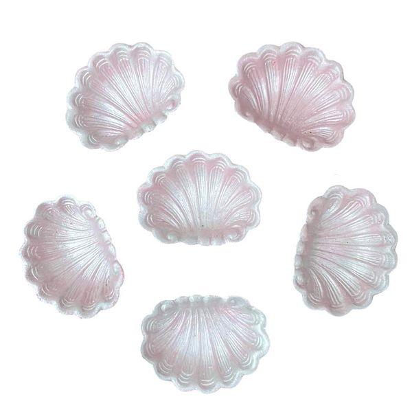 مجموعه ظروف هفت سین 6 پارچه مدل صدف