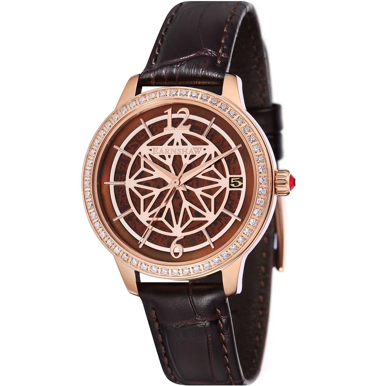 ساعت مچی عقربه ای زنانه ارنشا مدل ES-8064-02