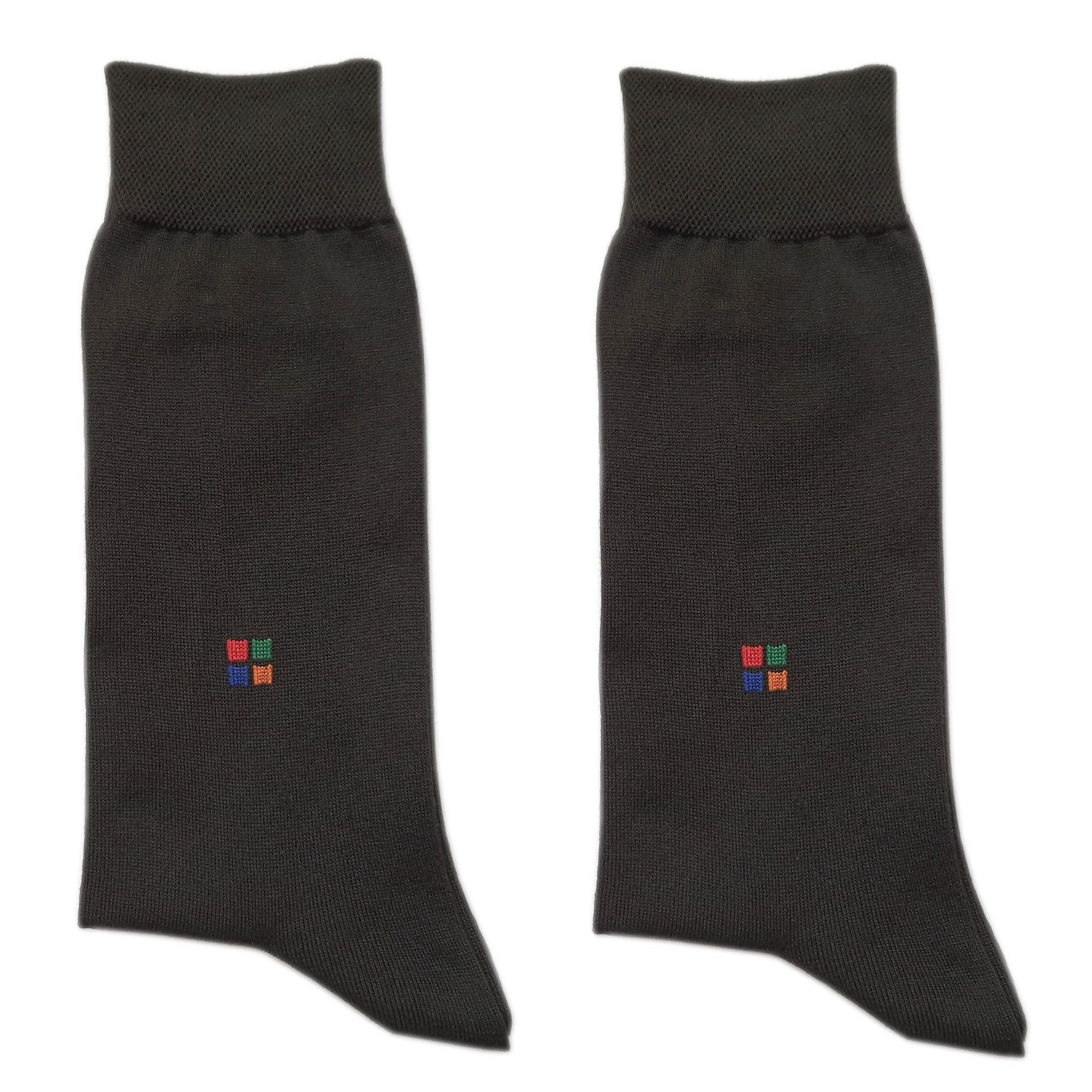 جوراب مردانه کد R305 بسته 2 عددی
