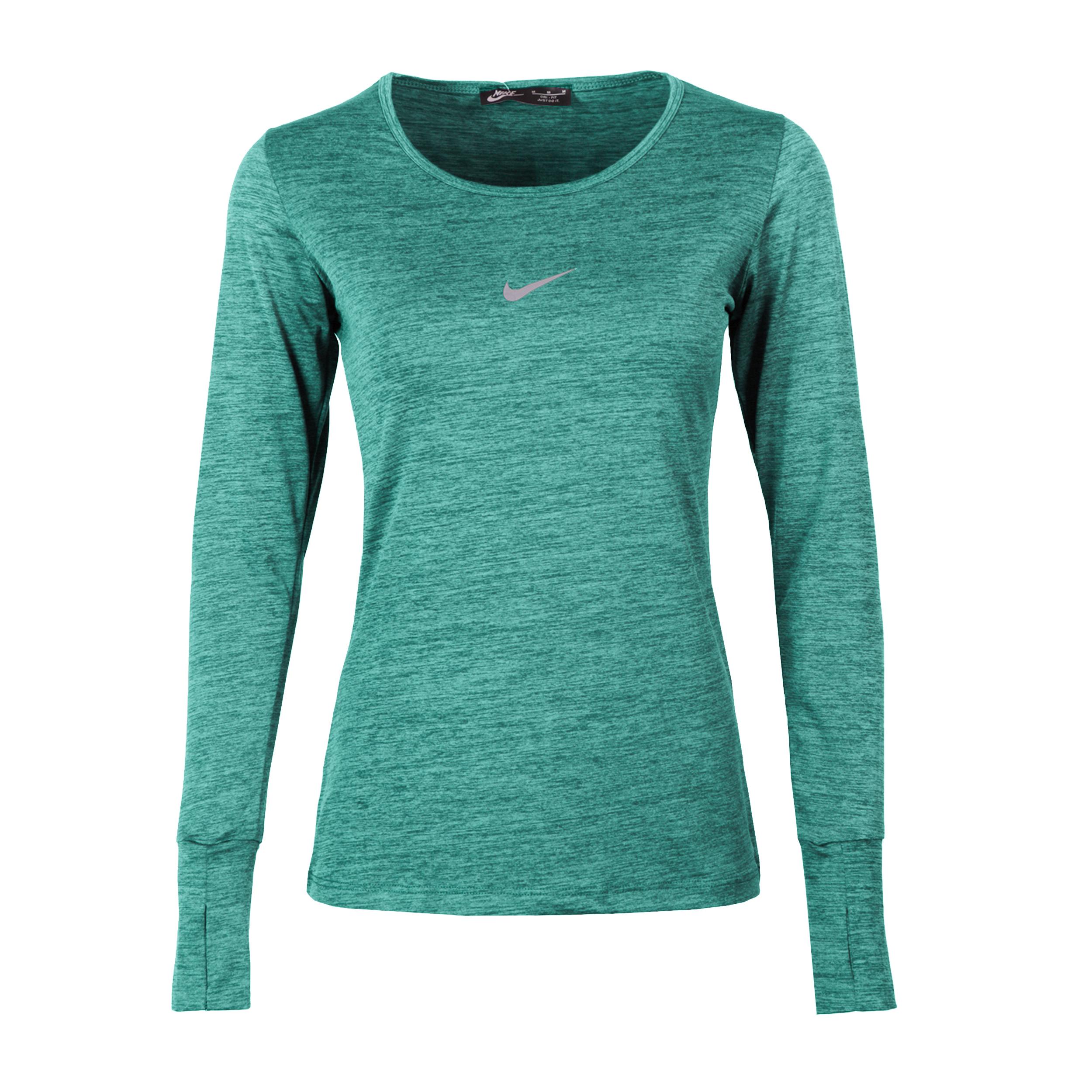 تی شرت آستین بلند ورزشی زنانه مدل 014 - 3940