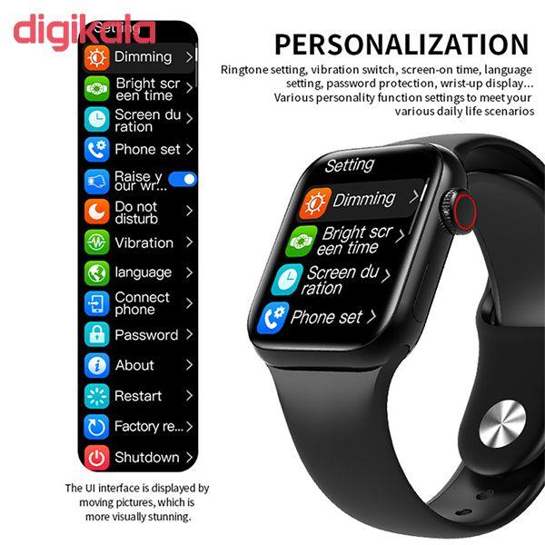 ساعت هوشمند مدل HW16 main 1 31