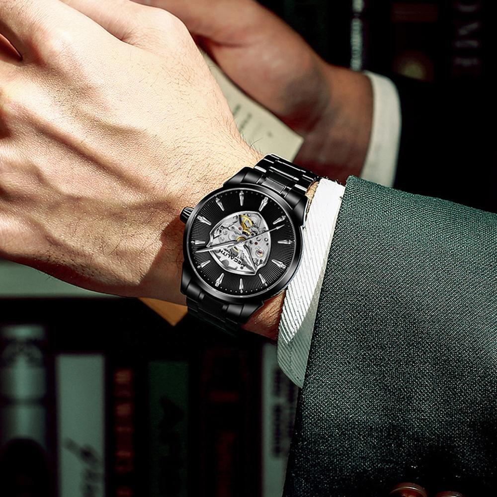 ساعت مچی عقربه ای مردانه مگالیت مدل 8210-bk              ارزان