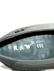 کفش زنانه آر اند دبلیو مدل 487 رنگ طوسی -  - 8