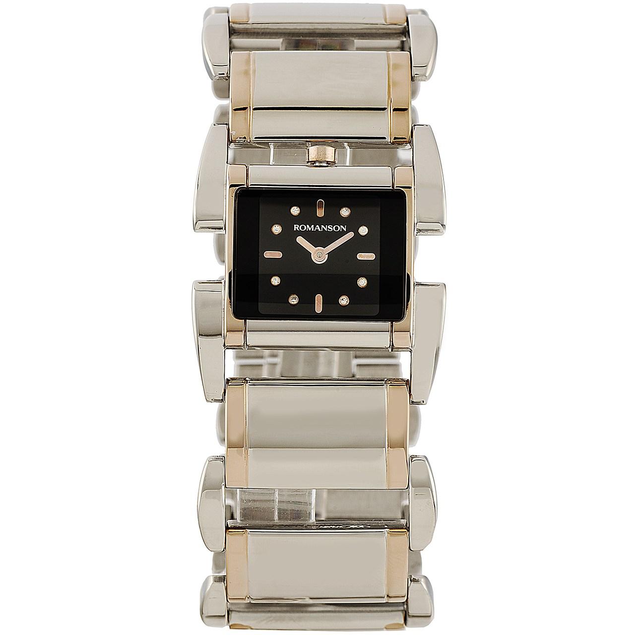 ساعت مچی عقربه ای زنانه رومانسون مدل RM1201LL1JA36R