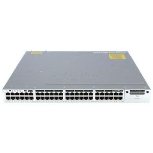 سوئیچ شبکه  48 پورت سیسکومدل WS-C3850-48T-S
