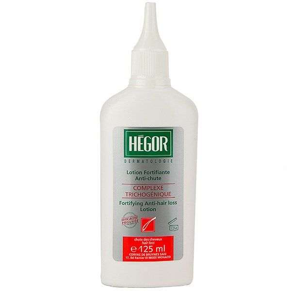 لوسیون تقویت کننده و ضد ریزش مو هگور مدل آنتی شوت حجم 125 میلی لیتر