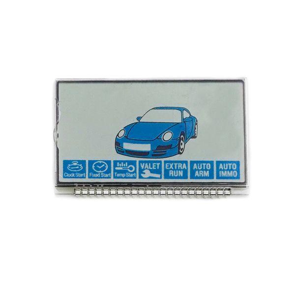 نمایشگر دزدگیر خودرو مدل Matics 6500