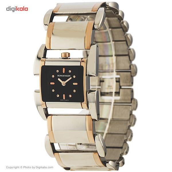 ساعت مچی عقربه ای زنانه رومانسون مدل RM1201LL1JA36R              ارزان