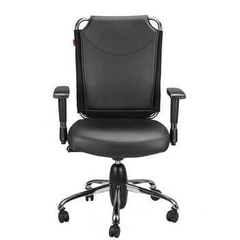 صندلی اداری نیلپر مدل SK712t چرمی