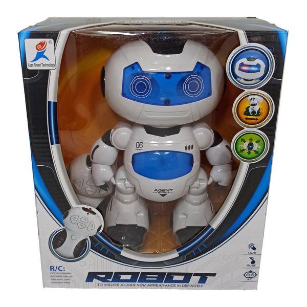 ربات کنترلی کد 08