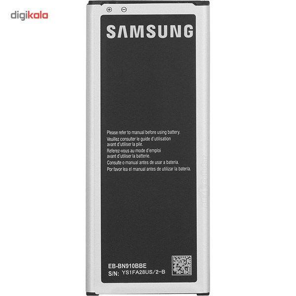 باتری موبایل مدل EB-BN910BBE مناسب برای سامسونگ Galaxy Note 4 main 1 1