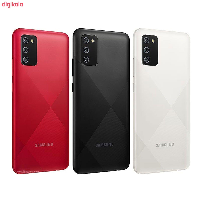 گوشی موبایل سامسونگ مدل Galaxy A02s SM-A025F/DS دو سیم کارت ظرفیت 32 گیگابایت main 1 5
