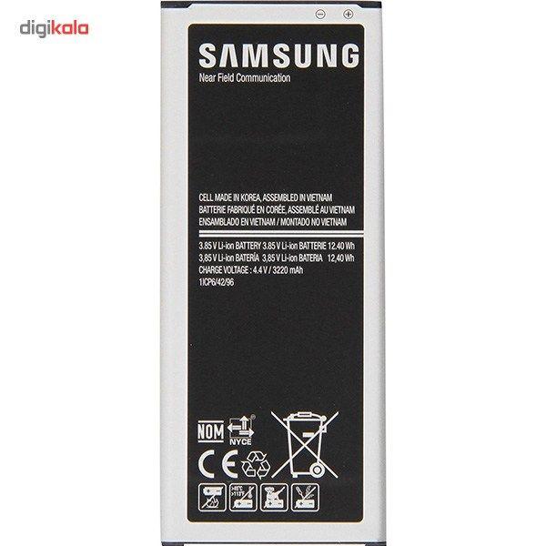 باتری موبایل مدل EB-BN910BBE مناسب برای سامسونگ Galaxy Note 4 main 1 2