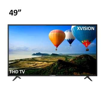 تصویر تلویزیون ال ای دی ایکس ویژن مدل 49XK580 49XK580 Full HD